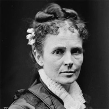 U. S. president and spouse Lucretia Rudolph Garfield