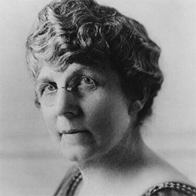 "U. S. president and spouse Florence Mabel Kling ""Flossie"" Harding"