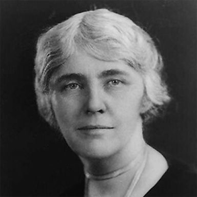 U. S. president and spouse Louise Henry Hoover