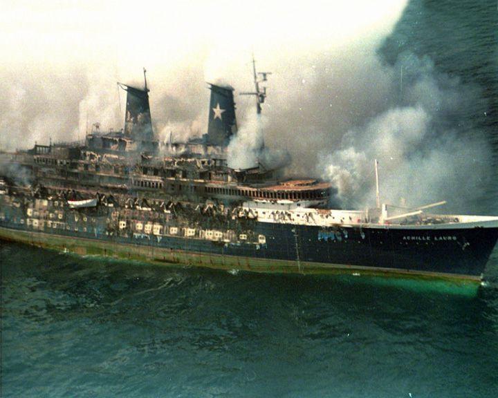 famous ships, Achille Lauro