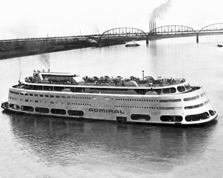 famous ships, SS Admiral