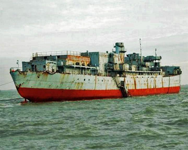 famous ships, SS Albert M. Boe