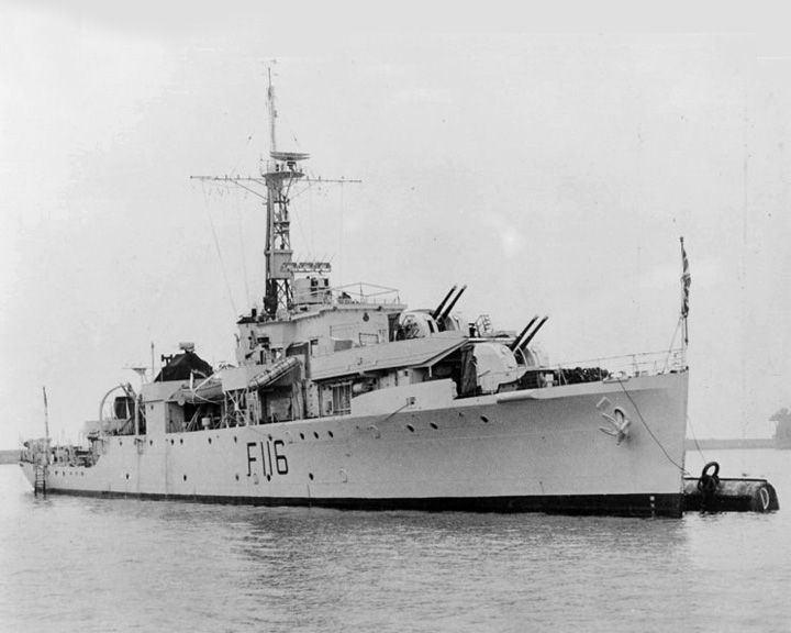 famous ships, HMS Amethyst