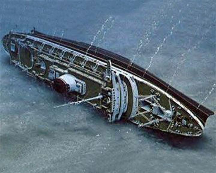 famous ships, Andrea Doria