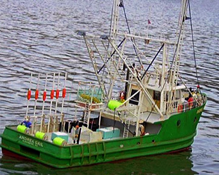 famous ships, Andrea Gail fishing boat