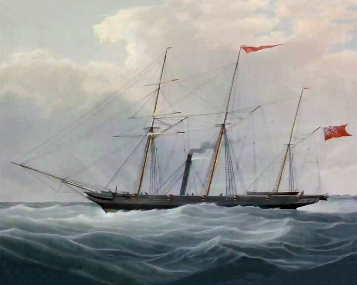famous ships, SS Archimedes