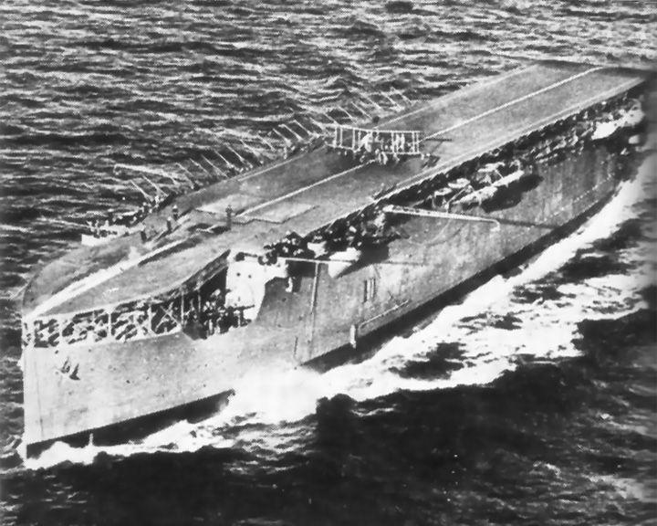 famous ships, HMS Argus
