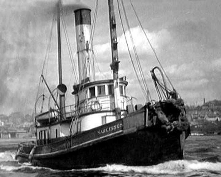 famous ships, Arthur Foss