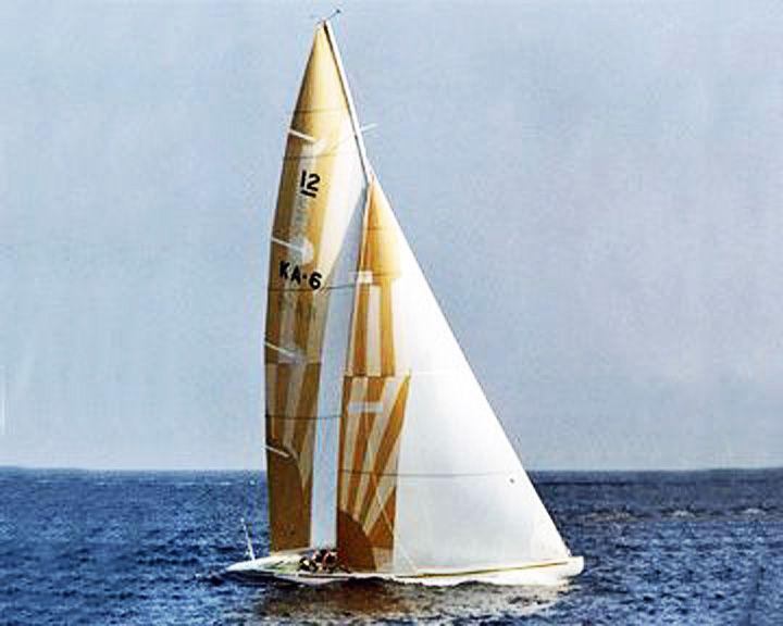 famous ships, Australia II racing yacht