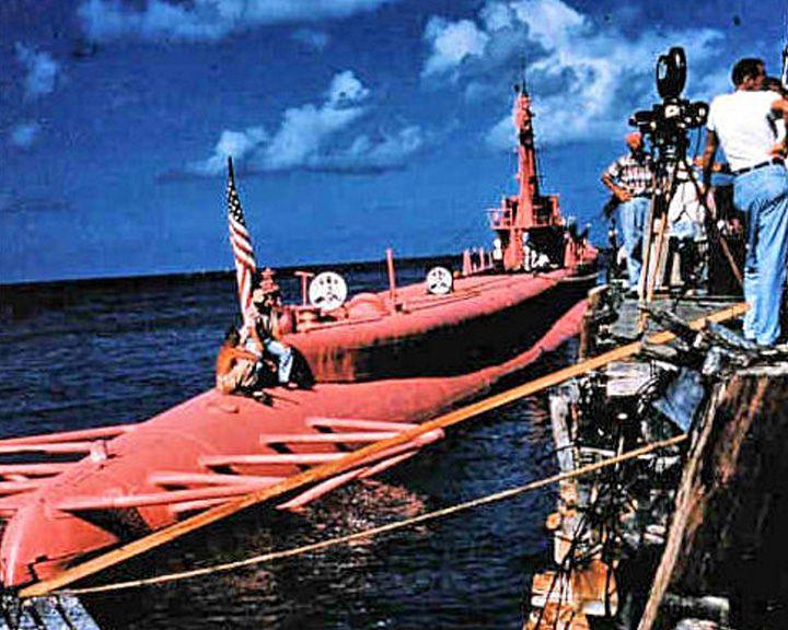 famous ships, USS Balao submarine