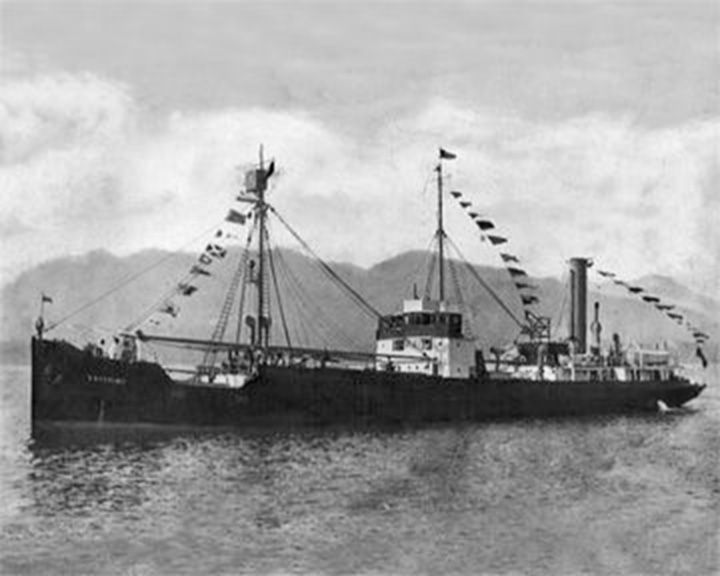 famous ships, Baychimo, SS