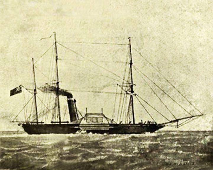 famous ships, Birkenhead frigate ship
