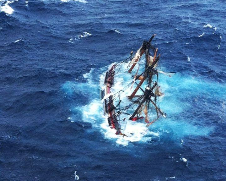 famous ships, Bounty replica