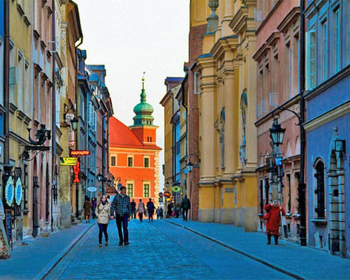famous streets Andrássy Street
