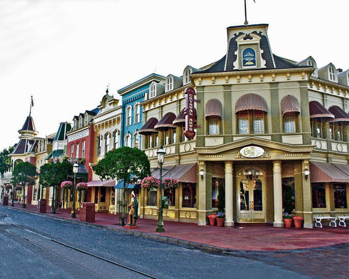 famous streets Main Street