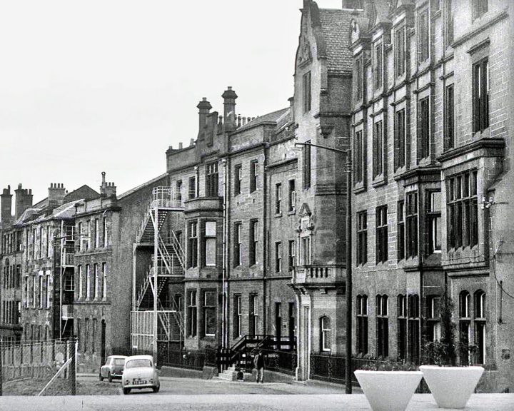 famous streets Rottenrow