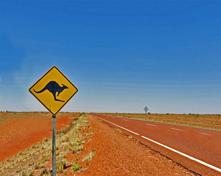 famous streets Stuart Highway
