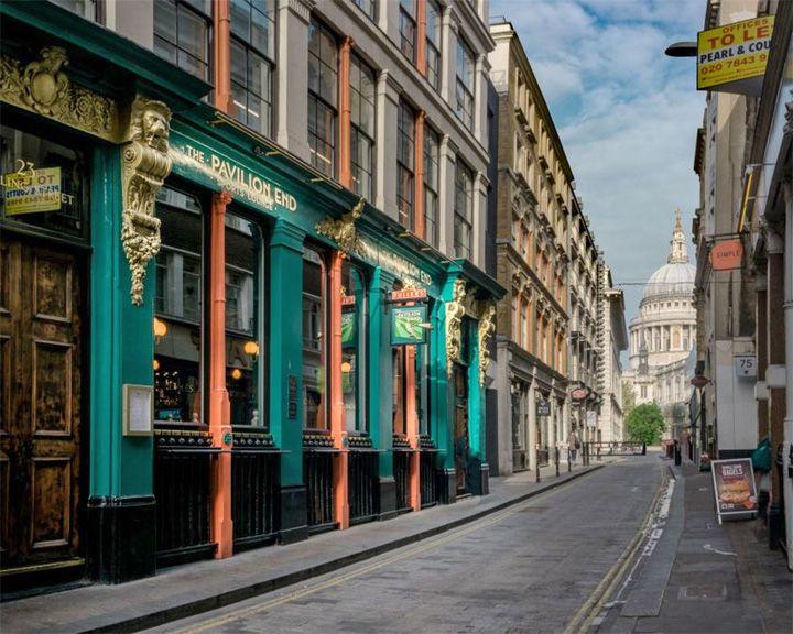 famous streets Watling Street